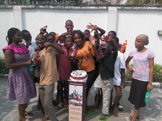 Happy Birthday to Fair Life Africa!