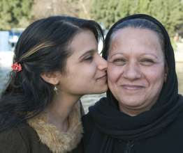 Micro-loans benefit mothers and daughters alike