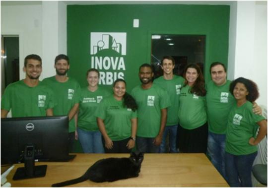Inova Urbis Team - SITAWI