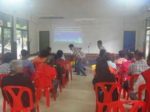 Disaster Risk Reduction Program - First-aid