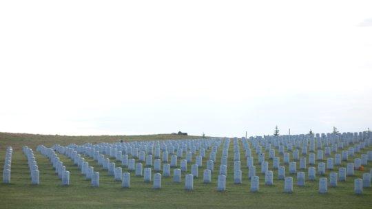 North Dakota Veterans Cemetery