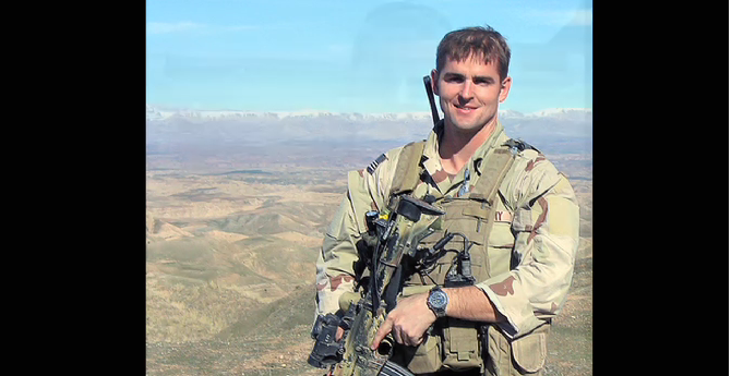 Tommy Sowers,Former US Army Special Forces Officer