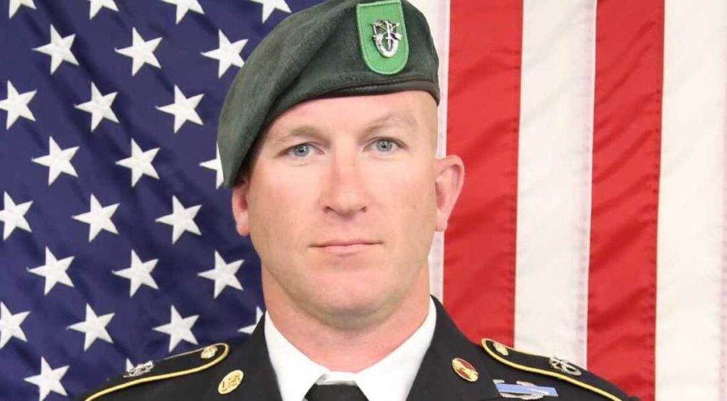 Sgt. Major James Sartor