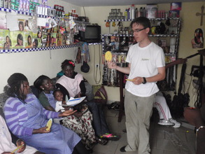 receiving lessons on family planning