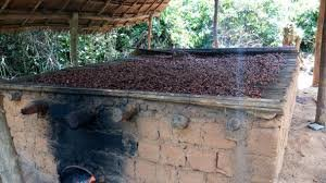 An example picture of a cocoa oven