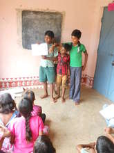 Child Rights Club in Orissa