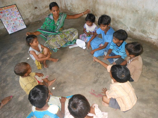 Protect 1,500 children in Orissa, India from abuse
