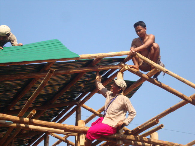 Roofing and Rebuilding, courtesy of DARE Network