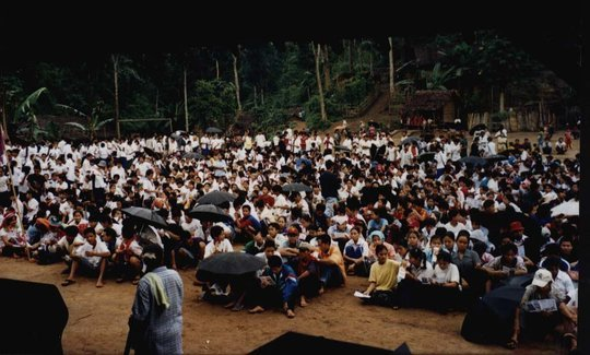 World Anti-Drug Day at DARE camp
