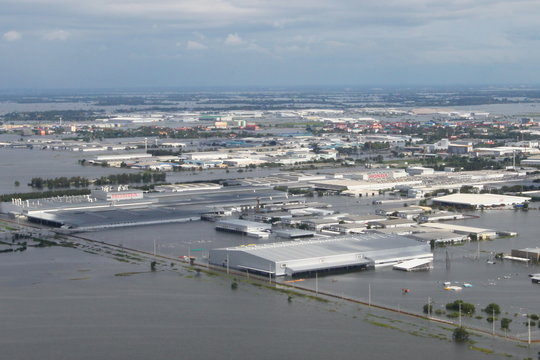 Flooding of Rojana Industrial Park, Ayutthaya