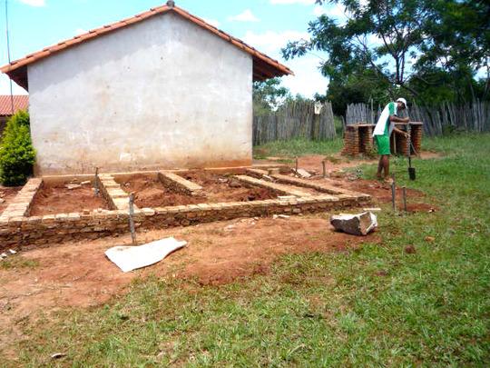 Foundations ready