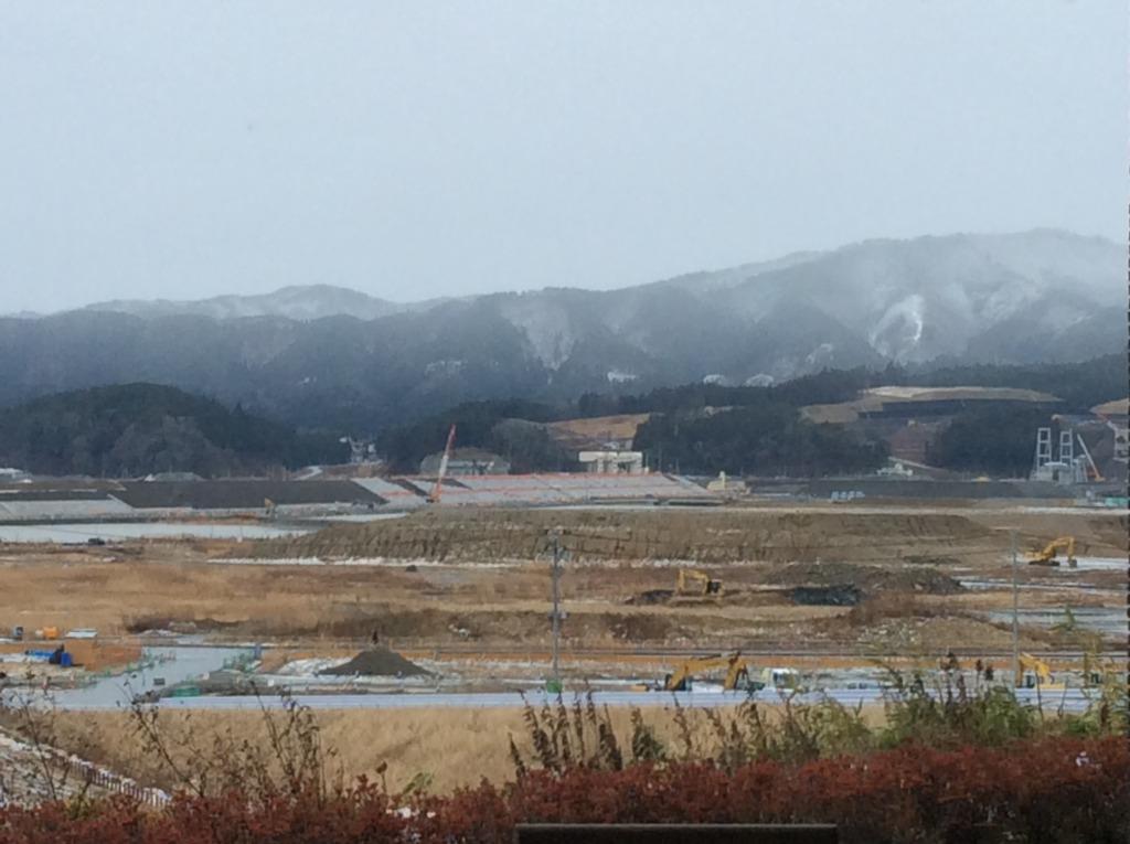 How Rikuzen Takata City looks now