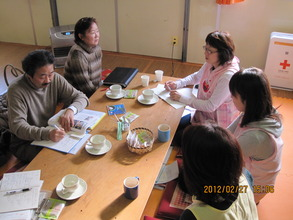 A meeting to schedule capability building
