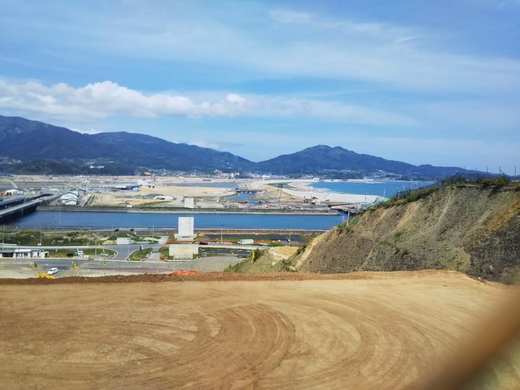 Newly Built Center of Kesennuma