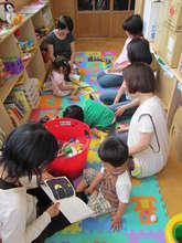 Childcare Support at Disaster-Stricken Tohoku