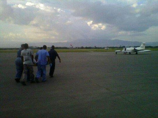 Air-Medical Evacuation