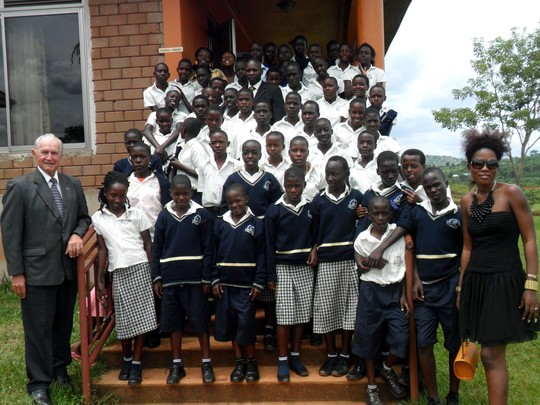 Expand Youth Baseball and Softball in Uganda