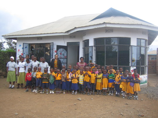 Help 500Tanzanian children realize their potential