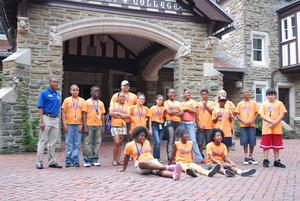 thinc Program 2012 - Cabrini College
