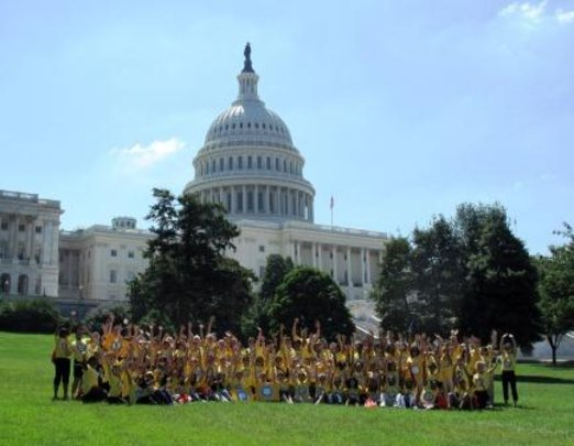 School-Based Health Care Advocates on Capitol Hill