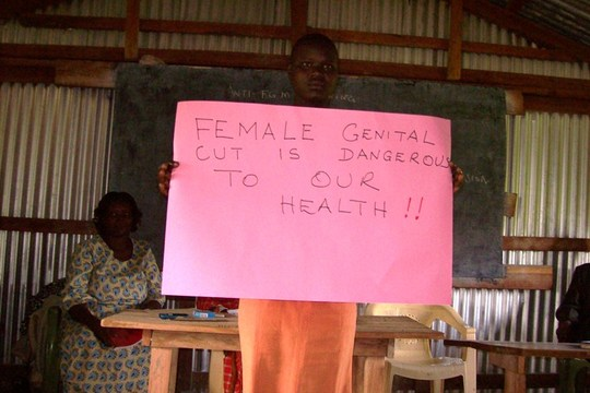 Say No to FGM