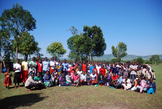 The children of Tareto Maa
