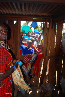 Protect 104 girls from genital mutilation in Kenya