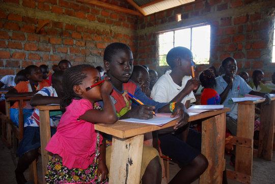 Protect 122 girls from genital mutilation in Kenya