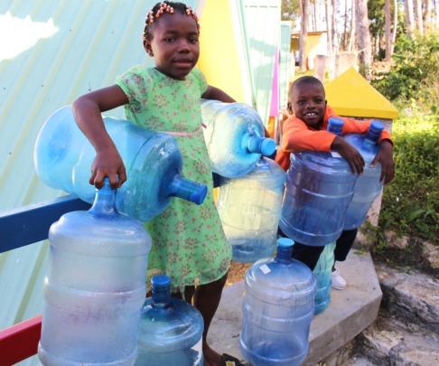 Clean Water for Haitian Orphans