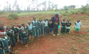 Training with children