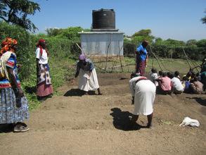 Women's group training