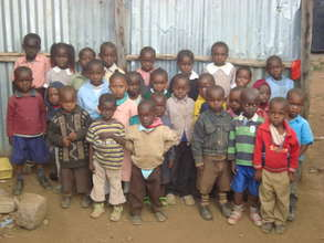 Our Children without uniforms