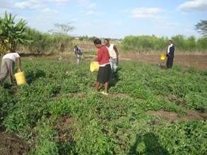 Field Trip to access farming Projects