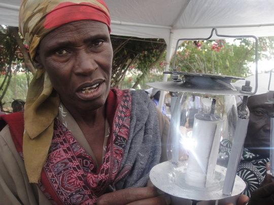 50 solar lanterns 2 economic ventures for makutano