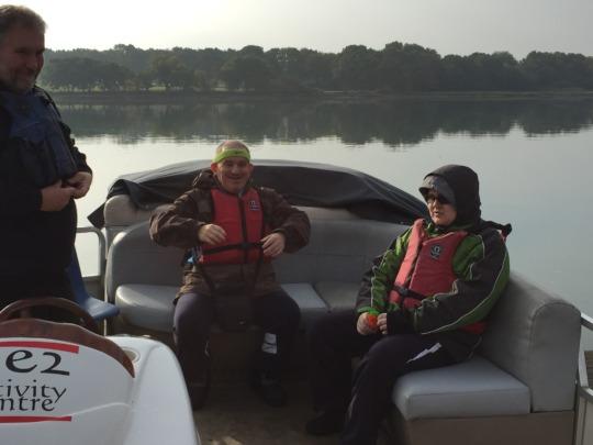Ryan boating