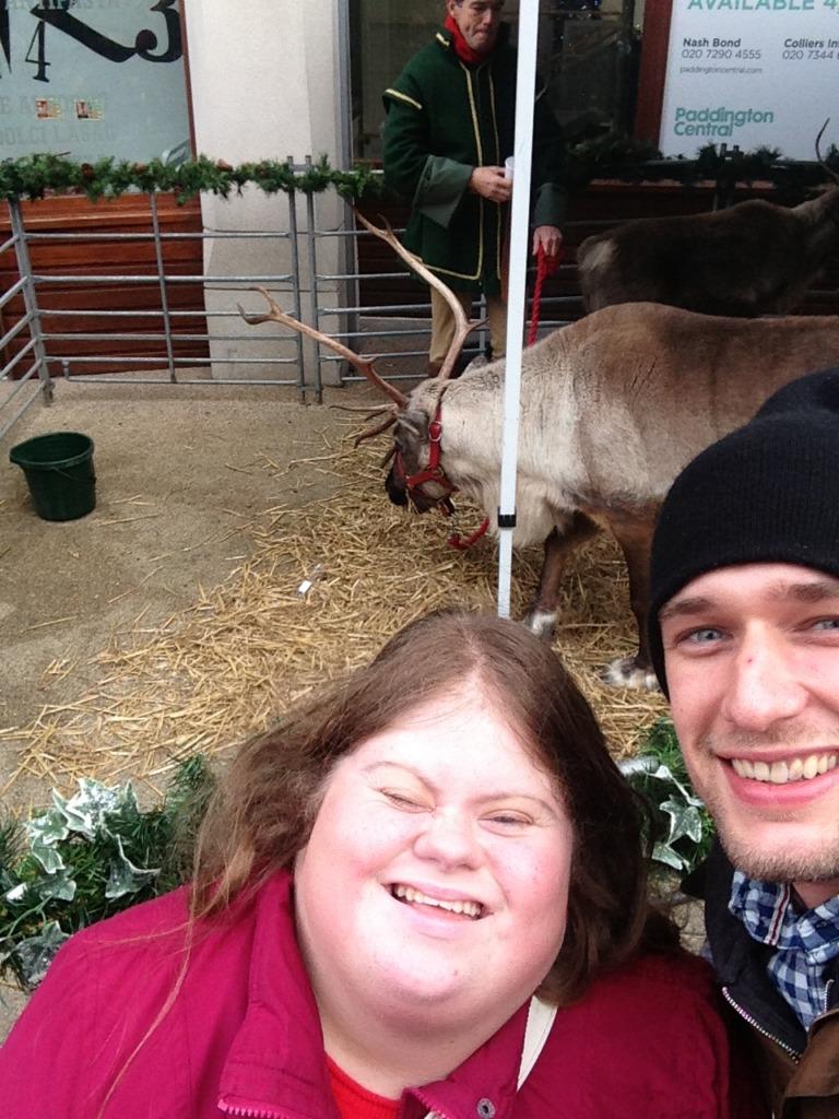 Visit to the reindeers