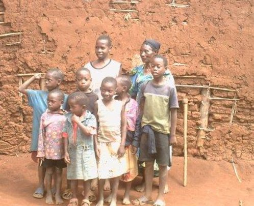 Grannies support orphans
