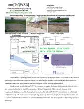 Em[POWER] Project Bangladesh August Report (PDF)