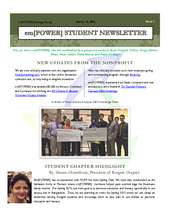University Relations Newsletter (PDF)