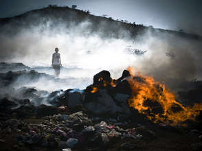 El Relleno (The Pit) Leon, Nicaragua 2014