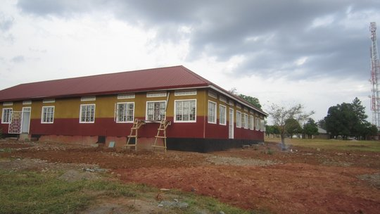The Migyera Health Centre