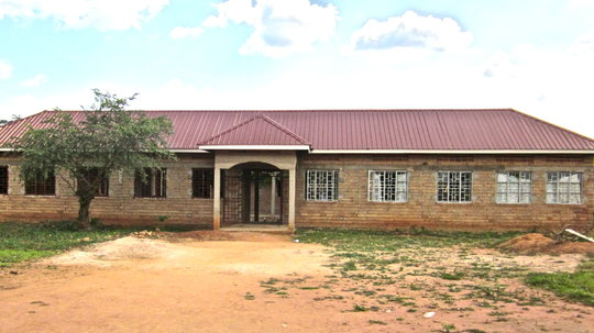 Unfinished Migyera Health Center