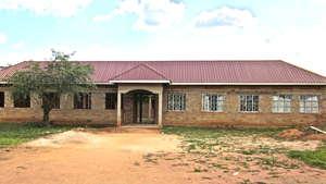 Unfinished Migyera Health Center