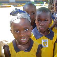 ChangeALife Uganda sponsored student