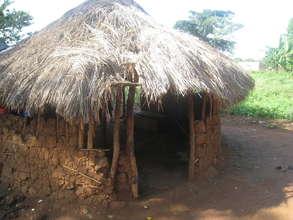 Home in rural Migyera