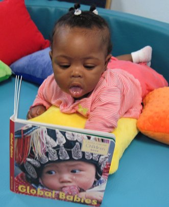 Books for At-Risk Children in North Carolina