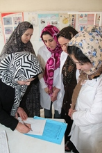 Women in an AIL Clinic