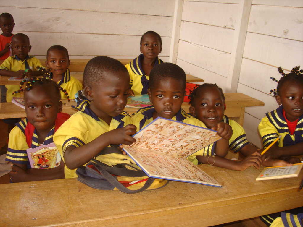 Help Educate 600  orphans in Cameroon