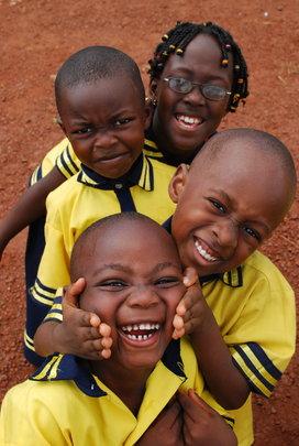 Help Educate 600  orphans in Cameroon