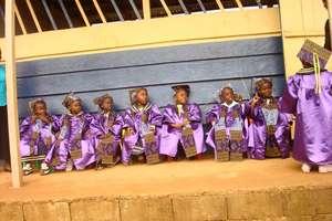 Graduation Ceremoney Nursery II